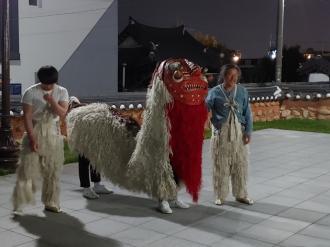 틈새학교(사자춤 체험)-나주고등학교
